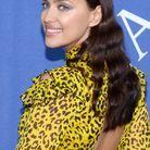 Irina Shayk et ses cheveux au naturel