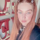Gigi et sa nouvelle couleur