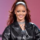 Rihanna et sa queue-de-cheval 60's