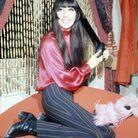 Hime Cut sur Cher
