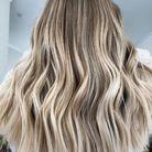 L'undone blonde de la coiffeuse Nicole Reyns