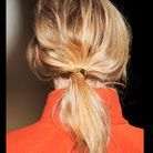 Beaute diaporama look tendance cheveux coiffures attache lache