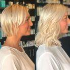 Extensions sur cheveux courts