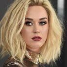 Katy Perry les cheveux longs