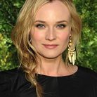 Beaute people tendance coiffure tresse decoiffees Diane Kruger