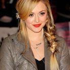 Beaute people tendance coiffure tresse decoiffees Fearn Cotton