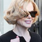 Le carré rétro de Nicole Kidman
