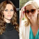 Les cheveux blonds de Reese Witherspoon