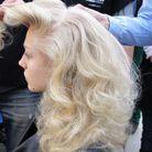 Une coiffure vaporeuse