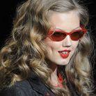 Beaute tendance cheveux coiffure defiles new york Anna Sui