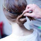Beaute cheveux coiffure conseils pas a pas Fred Biraultl chignon muse 4