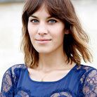 People tendance cheveux bicolore alexa chung