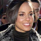 Le carré shorty : Alicia Keys