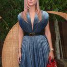 Les cheveux roses gold de Valentina Ferragni