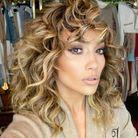 Les boucles de Jennifer Lopez