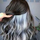 Undercover colour noir et bleu
