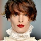 Beaute coiffure cheveux degrade iris