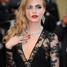 Side hair  Cara Delevingne