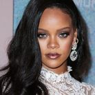 Side hair   Rihanna