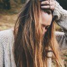 Le sombré hair subtil sur cheveux châtains