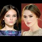 Beaute tendance look maquillage soin chignon jane eyre