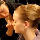 Backstage beauté Elie Saab - collection hiver 2010-2011 (3)