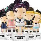 De jolies poupées parfumées