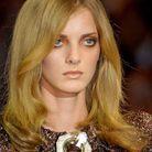 Beaute tendance defiles defiles coiffure cheveux Armani Prive