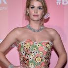 Lady Kitty Spencer maquillée