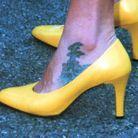 Stéphanie de Monaco et ses dauphins tatoués