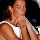 Stéphanie de Monaco et son tatouage au poignet