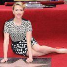 Les jambes de Scarlett Johansson
