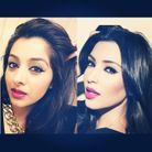 La bouche framboise de Kim Kardashian