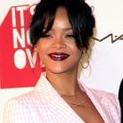 La bouche mate de Rihanna