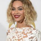 Beyoncé et son léger smoky eyes gris