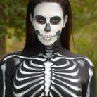 Le maquillage de Kim Kardashian pour Halloween