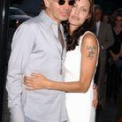 Angelina Jolie et son tatouage pour Billy Bob Thornton