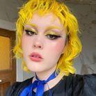 Sourcils jaunes
