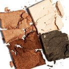 Palette Yves Saint Laurent couleur marron et bronze