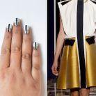 Futuriste nail art