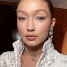 L'eye-liner blanc de Gigi Hadid