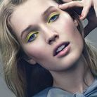 Beaute tendance make up maquillage liner fluo