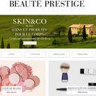 Site de maquillage international : Beauté Prestige d'Amazon