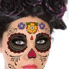 Tatouage Halloween inspiration Dias de los muertos
