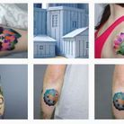 @ann_lilya : le tatoueur d'origami