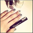Ongles graphiques