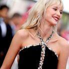 Le maquillage signé Chanel d'Angèle à Cannes