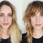 Avant / après : la coupe shag sur cheveux fins
