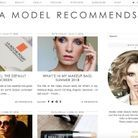 A Model Recommends