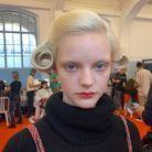 Photo n°4 : les lèvres mordues rouges